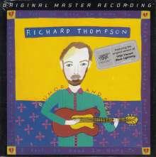 Richard Thompson: Rumor And Sigh (Hybrid-SACD) (Limited-Edition), Super Audio CD