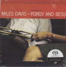Miles Davis (1926-1991): Porgy And Bess (Hybrid-SACD) (Limited-Numbered-Edition), Super Audio CD