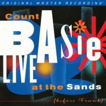 Count Basie (1904-1984): Live At The Sands (Before Frank) (180g) (Limited-Numbered-Edition), 2 LPs