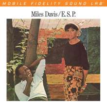 Miles Davis (1926-1991): E.S.P. (180g) (Limited-Numbered-Edition) (45 RPM), 2 LPs