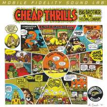 Big Brother & The Holding Company: Cheap Thrills (180g) (Limited-Numbered-Edition) (45 RPM), 2 LPs