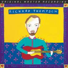 Richard Thompson: Rumor & Sigh (remastered) (180g) (Limited-Numbered-Edition), 2 LPs