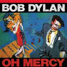 Bob Dylan: Oh Mercy (180g) (Limited Numbered Edition) (45 RPM), 2 LPs