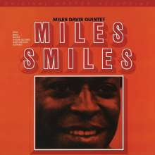 Miles Davis (1926-1991): Miles Smiles (180g) (Limited-Numbered-Edition) (45 RPM), 2 LPs
