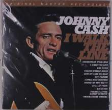 Johnny Cash: I Walk The Line (180g) (Limited Numbered Edition) (45 RPM) (Mono), 2 LPs