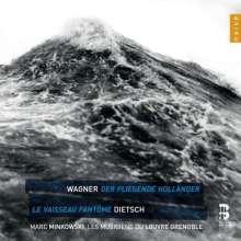 Richard Wagner (1813-1883): Der Fliegende Holländer, 4 CDs