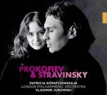 Patricia Kopatchinskaja - Prokofieff & Strawinsky, CD