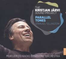 MDR Sinfonieorchester Leipzig - The Kristjan Järvi Sound Project (Parallel Tones), CD
