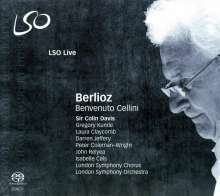 Hector Berlioz (1803-1869): Benvenuto Cellini, 2 Super Audio CDs