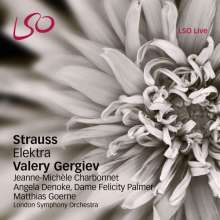Richard Strauss (1864-1949): Elektra, 2 Super Audio CDs