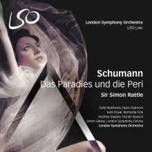 Robert Schumann (1810-1856): Das Paradies und die Peri op.50, 2 Super Audio CDs und 1 Blu-ray Audio