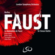 Hector Berlioz (1803-1869): La Damnation de Faust, 2 Super Audio CDs