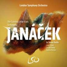 Leos Janacek (1854-1928): Das schlaue Füchslein, 2 Super Audio CDs