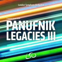 London Symphony Orchestra - The Panufnik Legacies Vol.3, CD