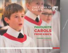 King's College Choir - Favourite Carols from King's, CD