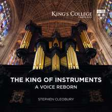 The King of Instruments - First Surround-Recording of the great Harrison & Harrison Organ in King's College Chapel, Super Audio CD