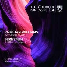 Ralph Vaughan Williams (1872-1958): Dona Nobis Pacem - Cantata, Super Audio CD