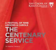 King's College Choir - The Centenary Service, Super Audio CD