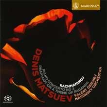 Sergej Rachmaninoff (1873-1943): Klavierkonzert Nr.3, Super Audio CD