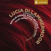 Gaetano Donizetti (1797-1848): Lucia di Lammermoor, 2 SACDs