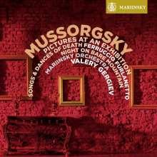Modest Mussorgsky (1839-1881): Bilder einer Ausstellung, Super Audio CD