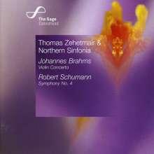 Robert Schumann (1810-1856): Symphonie Nr.4, CD