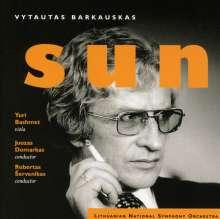 Vytautas Barkauskas (1931-2020): Symphonie Nr.5 op.81, CD