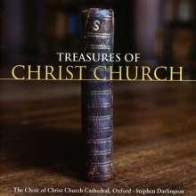 Christ Church Cathedral Choir - Treasures of Christ Church, CD