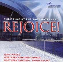 Christmas át the Sage Gateshead, CD
