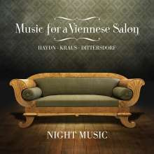 Night Music - Music for a Viennese Salon, CD
