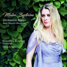 Malin Byström - Orchestral Songs, CD