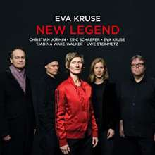 Eva Kruse (geb. 1978): New Legend, CD