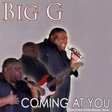 Big G: Coming At You, CD