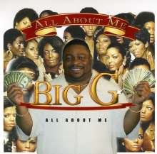 Big G: All About Me, CD