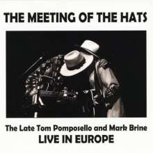 Mark Brine: The Meeting Of The Hats, CD