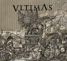 Vltimas: Something Wicked Marches In, CD