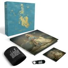 Sólstafir: Endless Twilight Of Codependent Love (Limited Fanbox), 1 CD und 1 Merchandise