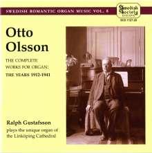 Otto Olsson (1879-1964): Sämtliche Orgelwerke 1912-1941, 2 CDs