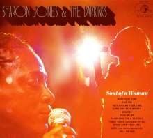 Sharon Jones & The Dap-Kings: Soul Of A Woman, CD