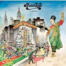 Antibalas: Fu Chronicles, CD