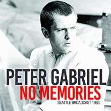 Peter Gabriel: No Memories: Seattle Broadcast 1983, CD