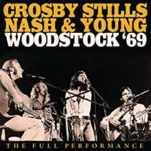Crosby, Stills, Nash & Young: Woodstock The Full Performance Radio Broadcast 1969, CD