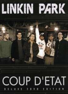 Linkin Park: Coup D'Etat (Dokumentation), 2 DVDs