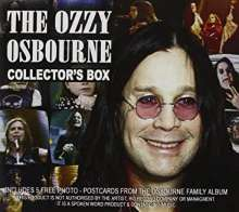 Ozzy Osbourne: Collector's Box, 3 CDs