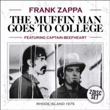 Frank Zappa (1940-1993): The Muffin Man Goes To College, 2 CDs