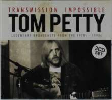 Tom Petty: Transmission Impossible: Legendary Brodcasts From The 1970s - 1990s, 3 CDs