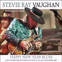 Stevie Ray Vaughan: Happy New Year Blues, CD