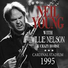 Neil Young: Cardinal Stadium 1995, CD