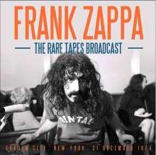 Frank Zappa (1940-1993): The Rare Tapes Broadcast: Garden City, New York, 31 December 1974, CD