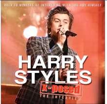 Harry Styles: X-Posed, CD